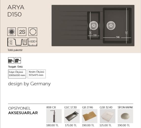 ARY- D150