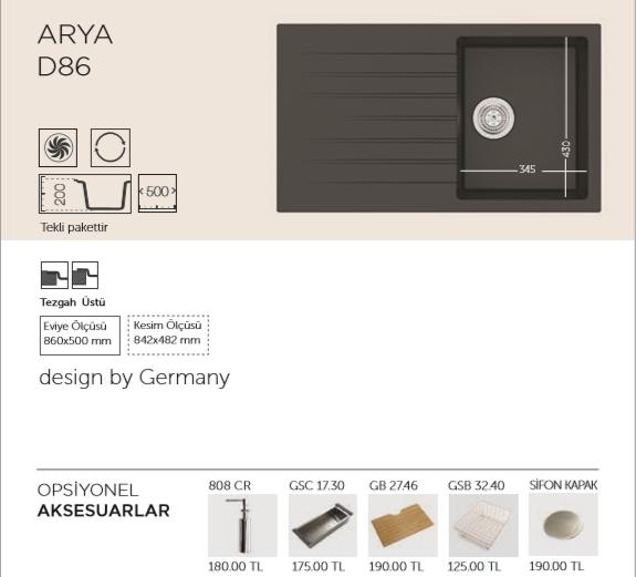 ARYA-D86