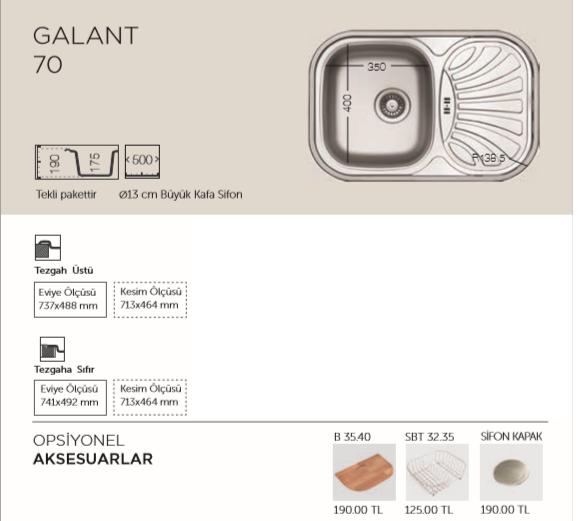 GALANT-70