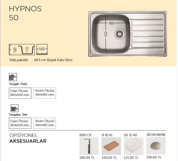 HYPNOS-50