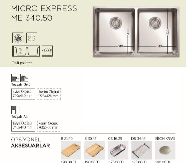 MICRO-EXPRESS-ME-340-50