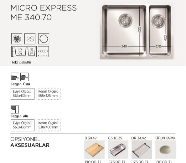 MICRO-EXPRESS-ME-340-70