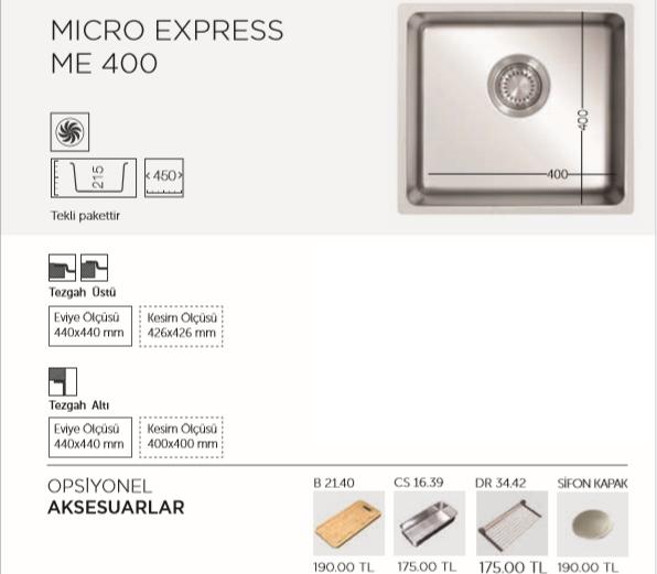 MICRO-EXPRESS-ME-400