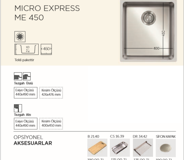 MICRO-EXPRESS-ME-450