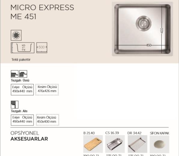 MICRO-EXPRESS-ME-451