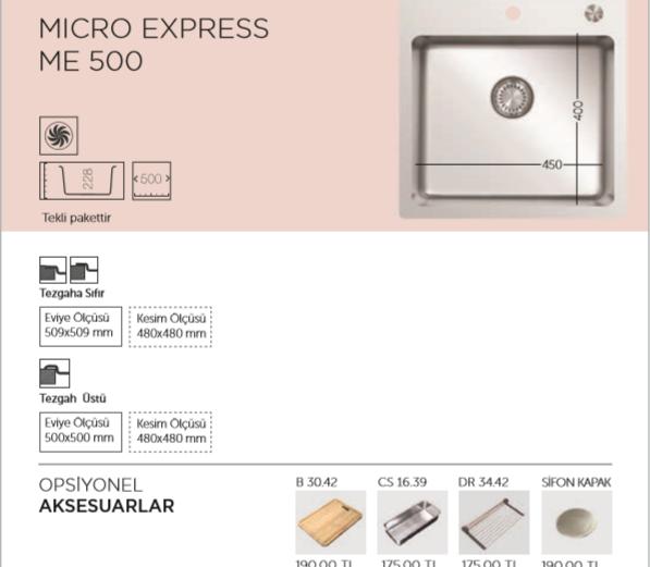 MICRO-EXPRESS-ME-500