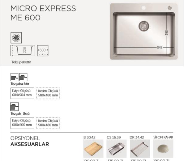 MICRO-EXPRESS-ME-600