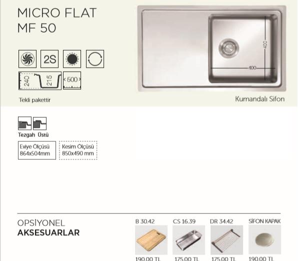 MICRO-FLAT-MF-50