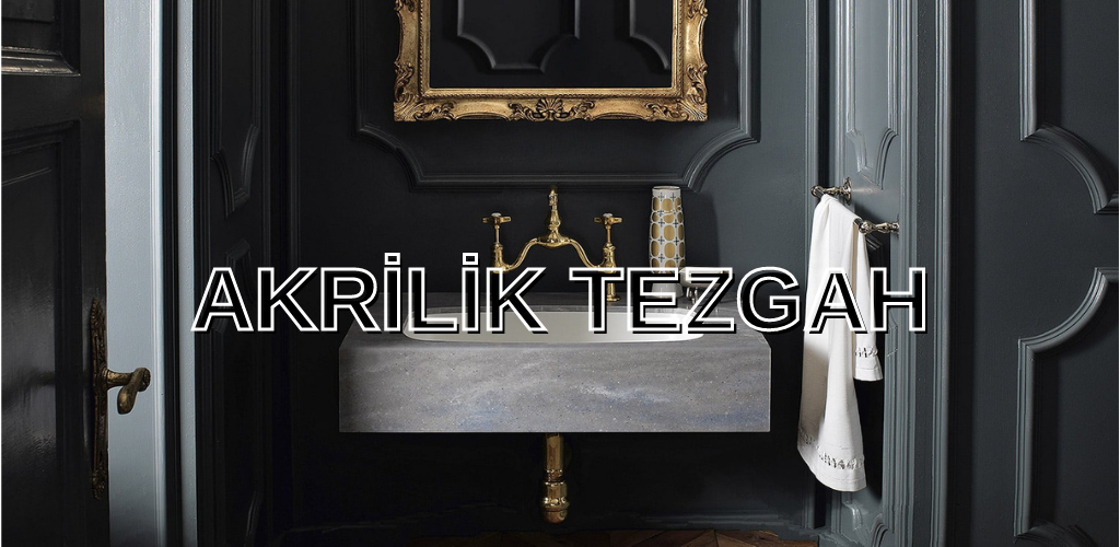 Akrilik-Tezgah