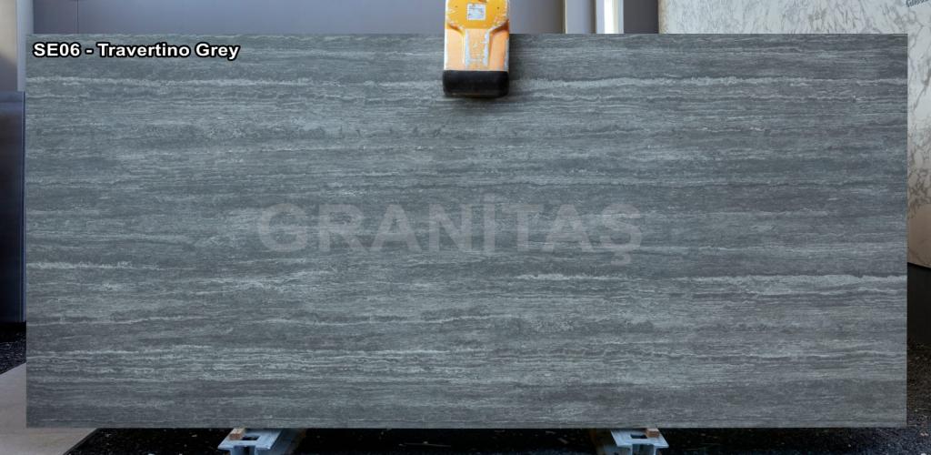 SE06 - Travertino - Grey